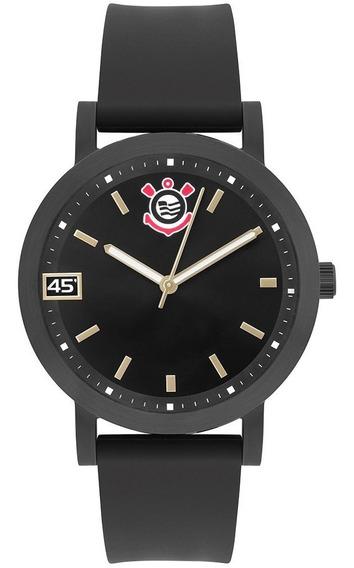 Relógio Technos Masculino Corinthians Cor2035mnk/8p