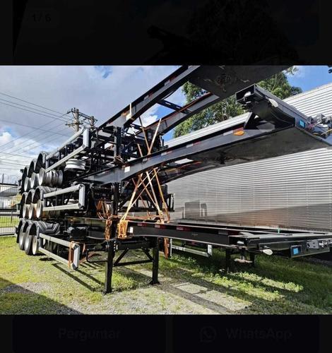 Imagem 1 de 7 de Carreta Bug Porta Container Noma 40 Pes 2021