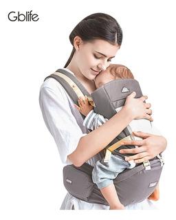 Recién Nacido 4 En 1 Mochila Ergonómica Portabebés Para Niño