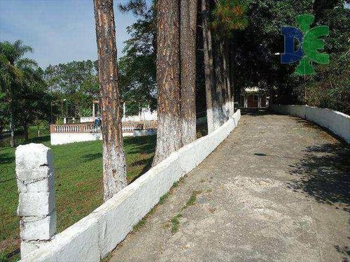Chácara Com 4 Dormitórios À Venda, 9000 M² Por R$ 500.000,00 - Veraneio Irajá - Jacareí/sp - Ch0051
