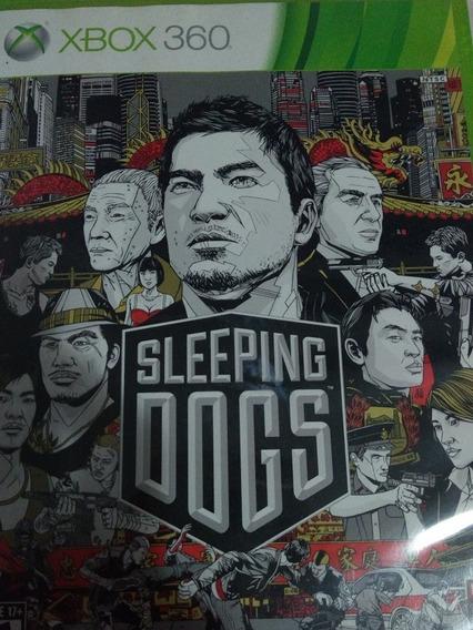 Sleeping Dogs Jogos Para Xbox 360