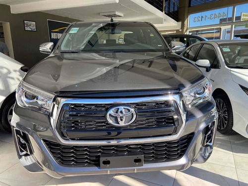 Toyota Hilux 2021 2.8 Cd Srx 177cv 4x4 - Automotores Rosales