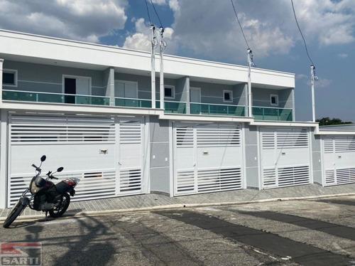 Sobrados Novos Vila Constança Proximo A Av Guapira Com 84 M2 2 Suites 2 Vagas Apenas 530 Mil - St18805