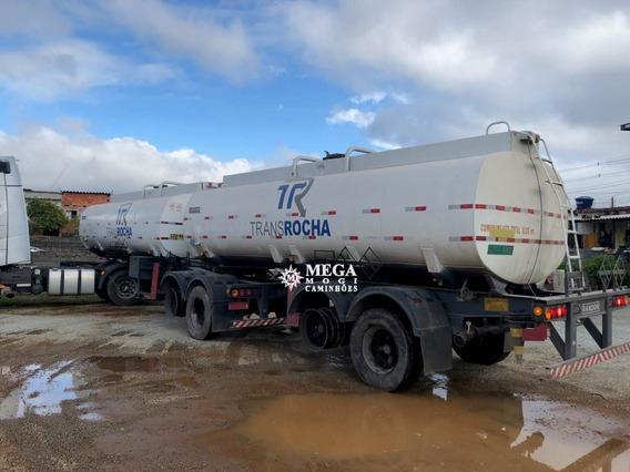 Carreta Randon Bitrem Tanque Combustivel 45.000l - S/ Pneus