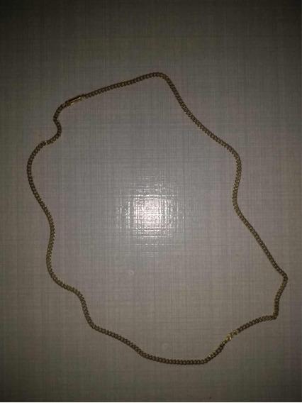 Corrente De Ouro 30 G - 70cm-18k