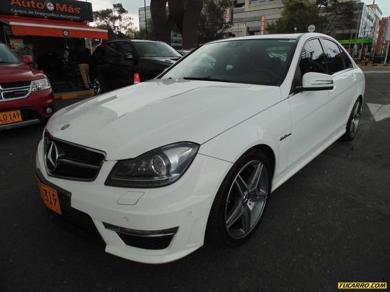 Mercedes Benz Clase C C63 Amg 6.3