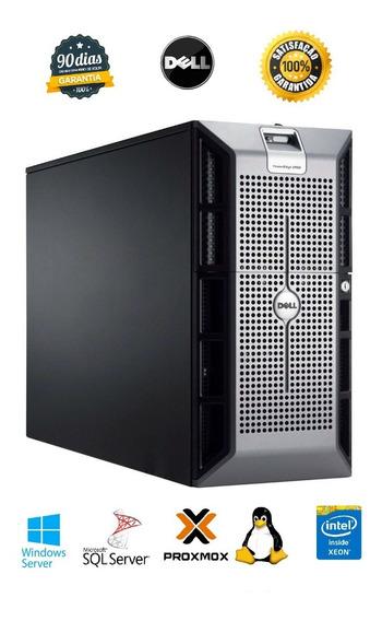 Dell Poweredge 2900 2 Intel Xeon 3.0ghz, 8gb Ram, Hd 500gb