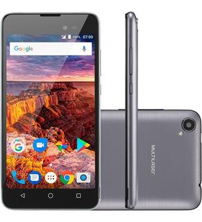 Smartphone Multilaser Ms50l, 8gb, 8mp, Tela 5´ P9051