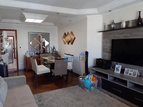 Imagem 1 de 20 de Apartamento 136 M2 - 3 Dormitórios - 2 Vagas - Freguesia Do Ó*** - Ap5480