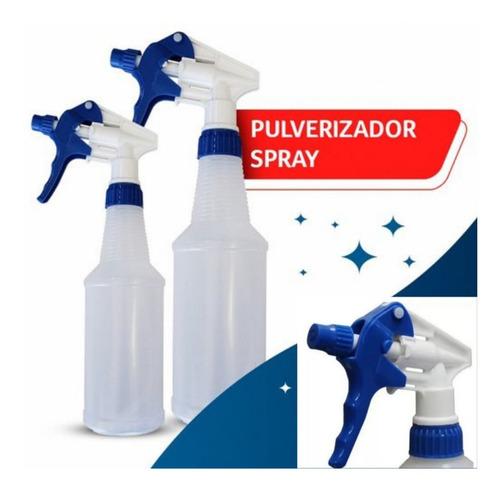 Imagem 1 de 4 de Pulverizador Gatilho Borrifador Spray Profissional Multi Uso