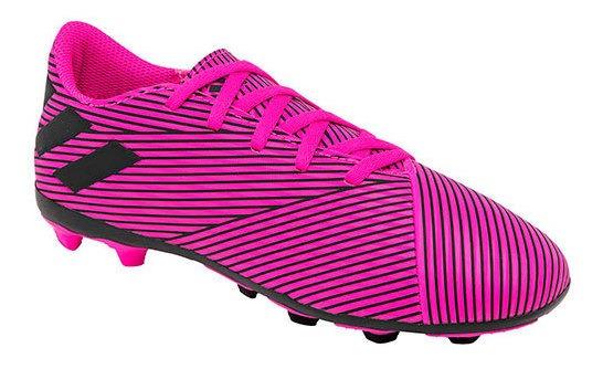 Tenis adidas F99949 Joven Talla 22 Al 24 Color Fiush Cov19