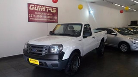 Ford Ranger Xl 4x4 Cabine Simples 3.0 Turbo Electronic