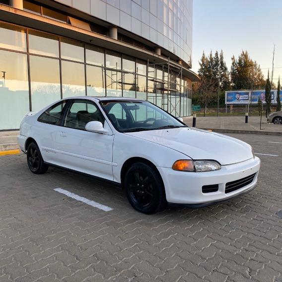 Honda Civic 1.6 Ex Coupe At