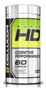 Super Hd Cellucor - 60 Cápsulas