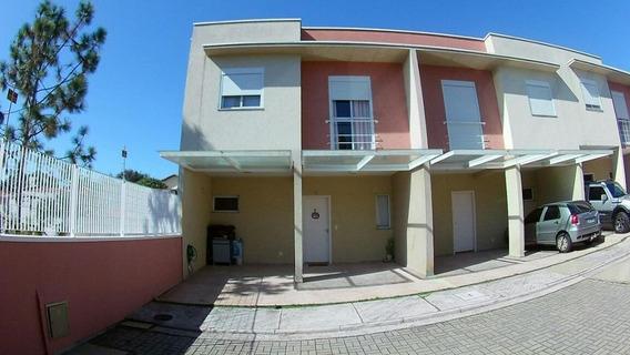 Sobrado Em Vila Oliveira, Mogi Das Cruzes/sp De 115m² 3 Quartos À Venda Por R$ 625.000,00 - So91066