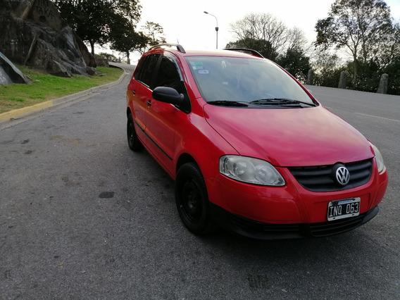 Anuncios Volkswagen Suran 2010 Gnc Roja