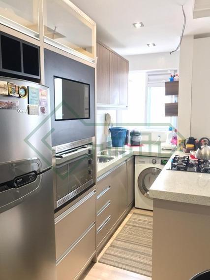 Apartamento No Bucarein 100% Mobiliado|ao Lado Do Supermercado Giassi | 01 Garagem - Sa01165 - 34612006
