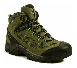 Bota Zapatilla Salomon Authentic Ltr Cs Hombre Waterproof