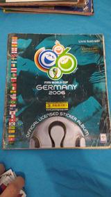 Álbuns De Figurinhas Das Copas 2006, 2010 E 2014 Completos