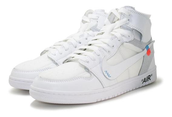 Tenis Cano Alto Nike Air Jordan Bota Original Promoçao