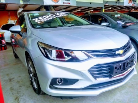 Chevrolet Cruze Cruze Ltz 1.4 16v Turbo Flex 4p Aut. Flex A
