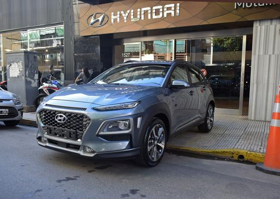 Hyundai Kona 1.6 Turbo Gdi 2wd 7dct Safety - Autovisiones