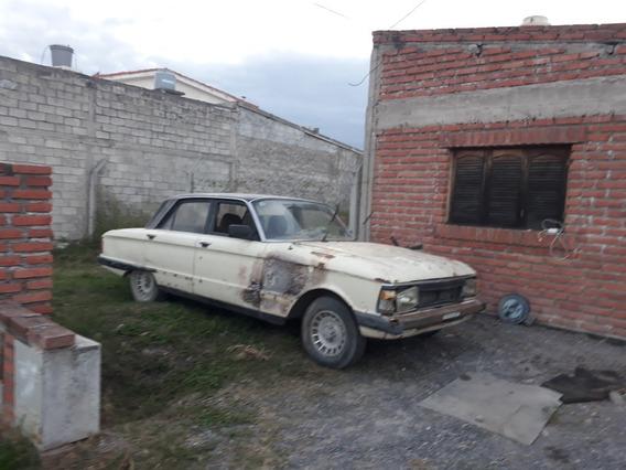 Ford 1984 Ghia