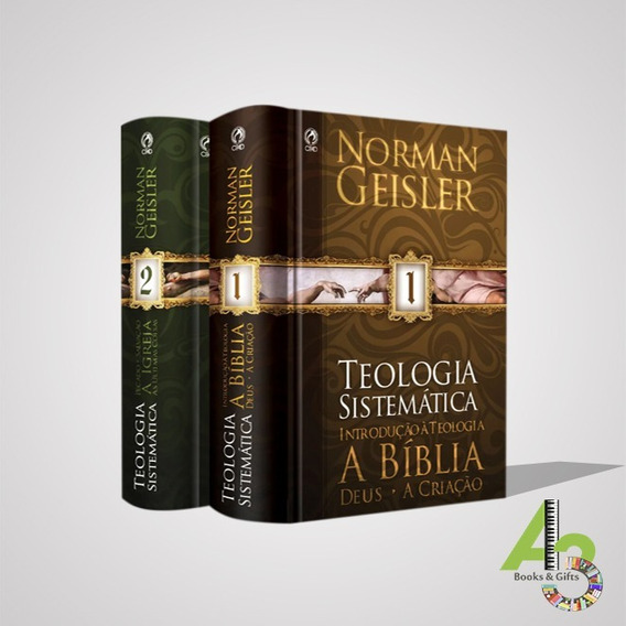 Lr02 Teologia Sistemática De Norman Geisler