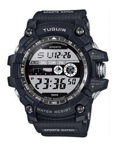 Relógio Esportivo Masculino Tuguir Digital Tg6009