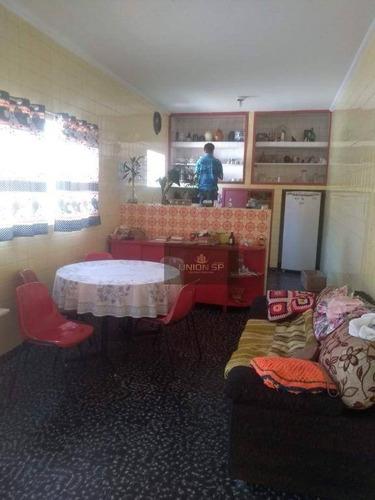 Casa Com 2 Dormitórios À Venda, 292 M² Por R$ 850.000,00 - Lapa - São Paulo/sp - Ca1557