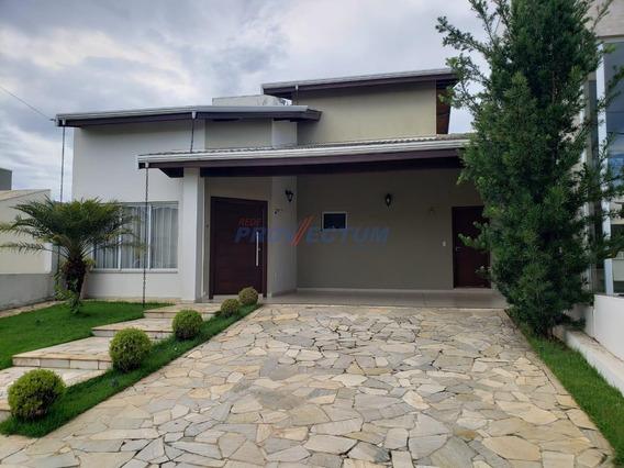 Casa À Venda Em Terras Do Fontanário - Ca277305