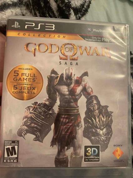 God Of War Saga Ps3