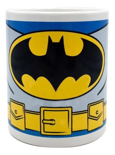 Taza Liga De Justicia Batman