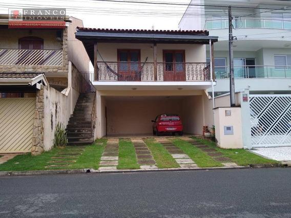 Casa Com 3 Dormitórios À Venda, 240 M² Por R$ 460.000 - Condomínio Itamambuca - Valinhos/sp - Ca0652