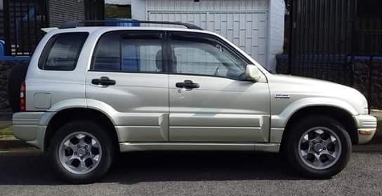 Suzuki Grand Vitara Excelente Estado