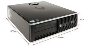 Computador Hp Elite Intel Core I5 8gb Ssd 120gb Wifi
