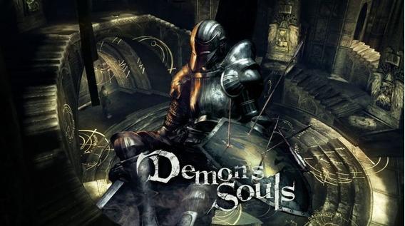 Platina Demon Souls
