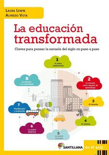 Educacion Transformada (libro En Castellano) Lewin Laura,vo