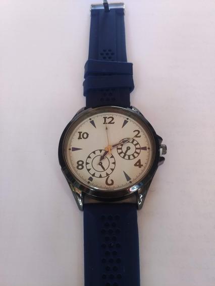 Relógio Masculino Casual-pulsei. Borracha