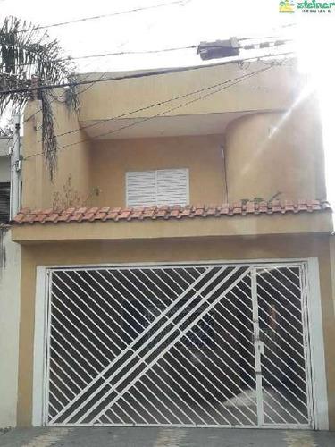Imagem 1 de 10 de Venda Sobrado 4 Dormitórios Cidade Líder São Paulo R$ 470.000,00 - 31787v