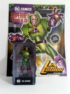 Lex Luthor Figura Dc Comic La Nacion N° 20