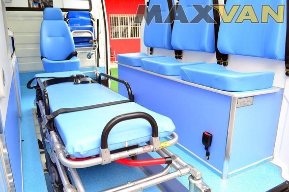 Sprinter Uti | Ambulância Remoção | Master | Ambulância Uti
