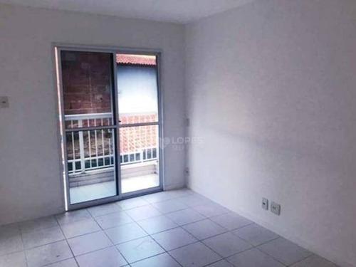 Apartamento À Venda, 58 M² Por R$ 230.000,00 - Maceió - Niterói/rj - Ap44983
