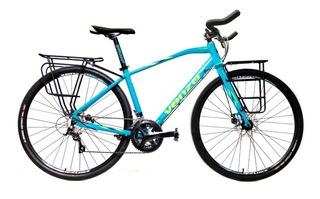Bicicleta Ruta R28 Venzo Traveler 2.7 700x38c 2x9v Gravel -
