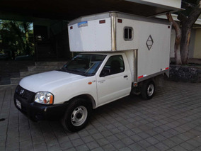 Nissan Np300 2.4 Chasis Caja Seca Dh Mt 2012 (impecable)