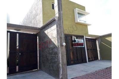 Vendo Dos Casas / Recidencias En Tonanzintla, San Andrés Cholula