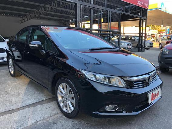 Honda Civic Lxl 1.8 Aut