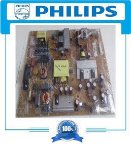 (07) Placa Fonte Tv Philips 42pfl3008d/78 Original