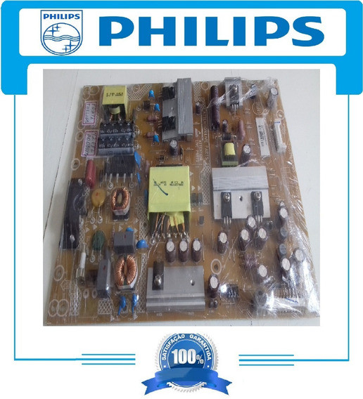 (07) Placa Fonte Tv Philips 42pfl3008d/78 Original
