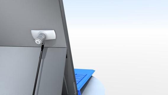 Kit Slot Bloqueo De Seguridad Para Microsoft Surface